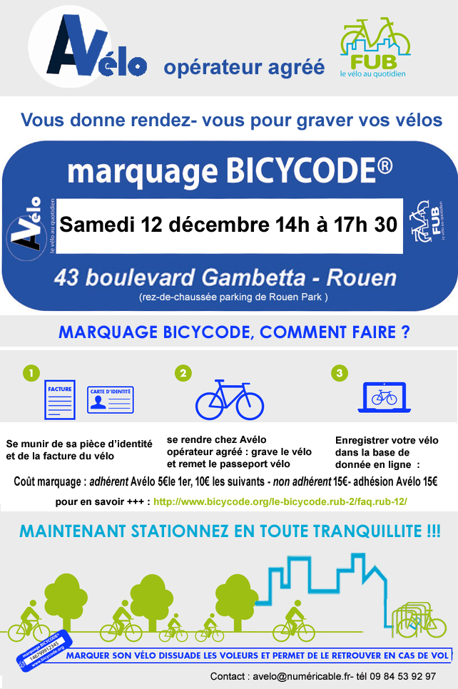 flyer bicycode